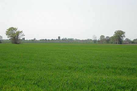 Panorama primaverile